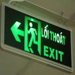 Đèn sự cố - đèn thoát hiểm