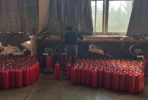 Nạp bình chữa cháy tại Bình Thạnh, Gò Vấp