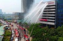 Làm gì để sống sót khi cháy chung cư cao tầng